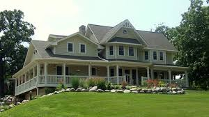 Houses With Big Porches House Floor Plans With Wrap Around Porches Valine