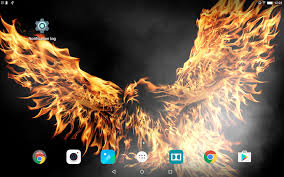 live halloween background fire live wallpaper android apps on google play