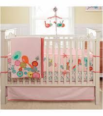 Migi Blossom Crib Bedding Migi Modern Blossom 3 Crib Bedding Set