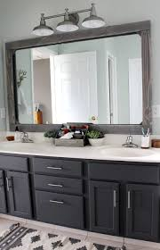 bathroom mirror ideas mirror frame ideas