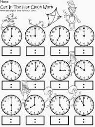 ideas about telling time worksheets grade 1 bridal catalog