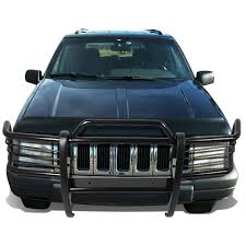 jeep front grill guard 98 jeep grand cherokee zj front bumper protector brush grille