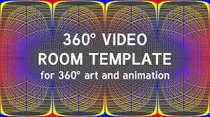 360 degree video template room by retsamys on deviantart