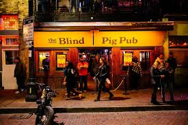 Houston In The Blind The Blind Pig Pub Home Facebook