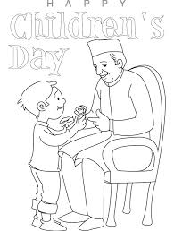 printable children u0027s day coloring pages for kids business