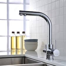 chrome kitchen faucets water kitchen faucet dual handle polished chrome water