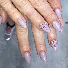 50 epic acrylic nail designs for real nail lovers