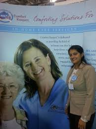 Comfort Keepers Com Attending Njea Conference Atlanticcity Comfortkeepers Com Office