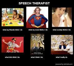 What We Think We Do Meme - speech language pathology demographics why we do what we do