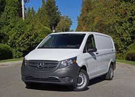 mercedes minivan 2017 mercedes benz metris cargo van road test review the car