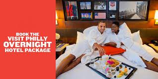 visit philly overnight hotel package visit philadelphia