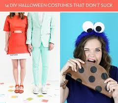 Easy Simple Halloween Costume Ideas Roundup 14 Halloween Costume Ideas That Are Totally Awesome