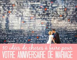 cadeaux anniversaire de mariage 10 idées pour un anniversaire de mariage with a like that