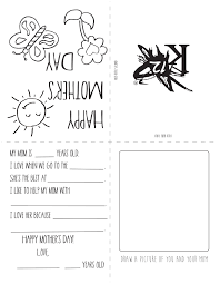 printable mother u0027s day card learning liftoff
