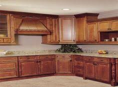 new yorker kitchen cabinets creme painted finish w mocha highlight full overlay door kitchen