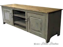 primitive 70 inch tv console 69272 girtz 72 inch painted tv
