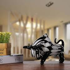 best and cheap black and white tooarts black u0026white cattle glass