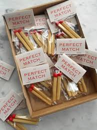 matches for wedding matchstick wedding favours eat my cake