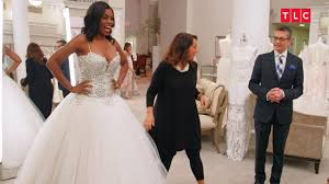 say yes to the dress black wedding dress is omarosa really choosing this racy wedding dress say yes to