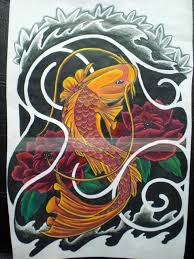 Koi Half Sleeve - koi fish half sleeve by shipht on deviantart