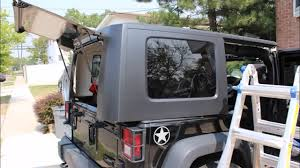 roof rack for jeep jk unlimited youtube