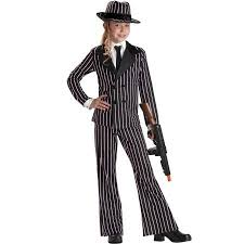 Halloween Costume Gangster Child Gangster Costume California Costumes 301 Extra Large