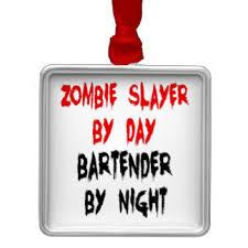 humorous bartender ornaments keepsake ornaments zazzle