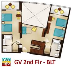 disney bay lake tower floor plan bay lake tower dvcinfo