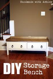 diy storage bench with d lawless hardware august u0027s fffc