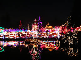 Vandusen Botanical Garden Lights Vandusen Botanical Gardens Festival Of Lights Part Two The