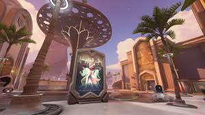 Oasis Map Ign Pakistan Reviews New Overwatch Map Oasis