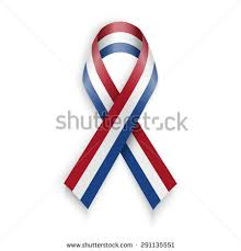 patriotic ribbon patriotic ribbon stock images royalty free images vectors