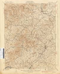 Map Of Virginia Cities Virginia Historical Topographic Maps Perry Castañeda Map