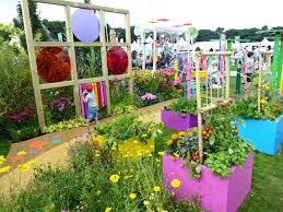 Sensory Garden Ideas A Child S Garden Ideas From Rhs Tatton