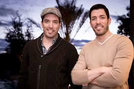 The Property Brothers The Property Brothers Talk Sundays At Home Landscape Advice U2013 Las