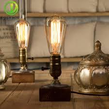 Filament Bulb Desk Lamp Online Get Cheap Wooden Desk Lamp Aliexpress Com Alibaba Group