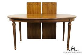 Stanley Furniture Desk Stanley Furniture Grand Duchess Fruitwood Oval Dining Table 58 11