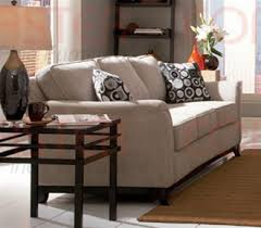 carver beige chenille sofa by coaster 502471