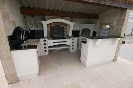 cuisine d ext駻ieur cuisine ete exterieur exterieure d 39 t bois also amenagement