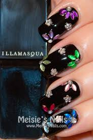 97 best diseño de uñas con pedreria images on pinterest make up