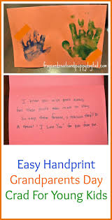 grandparents day craft card fspdt