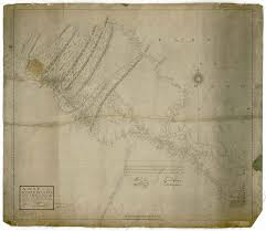 Northern Virginia Map Map Of The Northern Neck In Virginia By Peter Jefferson Robert