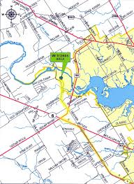 Map Of Waco Texas Paul Derrick U0027s Stargazer Programs