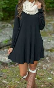 30 cute and cheap fall dresses society19