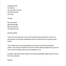 Job Resume Thank You Letter by Well Thank You Letters For Job Interview U2013 Letter Format Writing