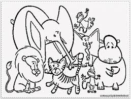 coloring pages carnival of the animals murderthestout