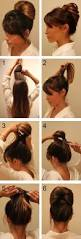 Easy Hairstyle Tutorials For Long Hair by Prosteyshie Pricheski 2 волосы Pinterest Quick Updo Updo