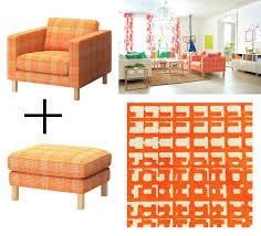 Slipcover Chair And Ottoman Ikea Hovas Sofa Cover Grey Ottoman Slipcover Chair And 28124