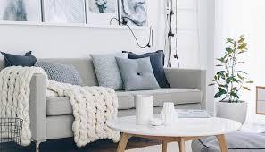Grey Sofa Living Room Decor ecoexperienciaselsalvador