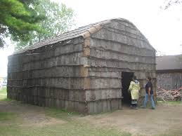 longhouse dedicated at indian village syracuse com